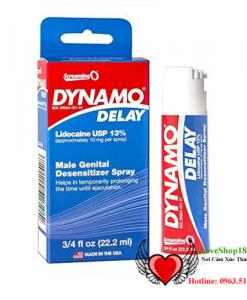 Thuốc Xịt Dynamo Delay
