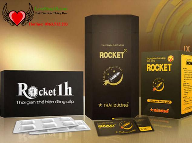 Giá Rocket 1h Hộp 1 Viên