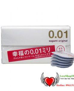 Bao cao su Sagami Original