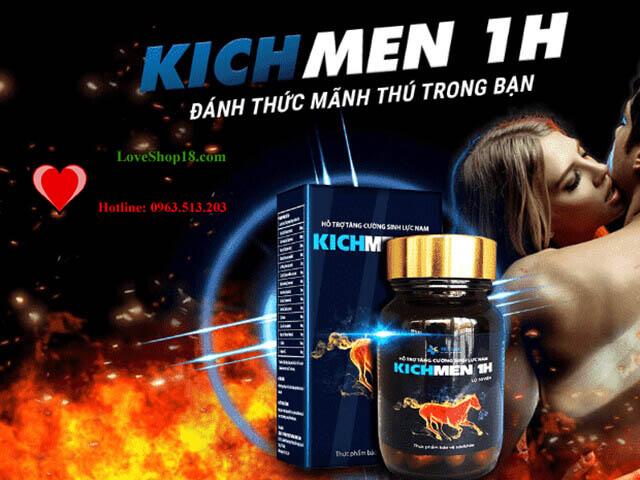 Kichmen 1h Là Gì?