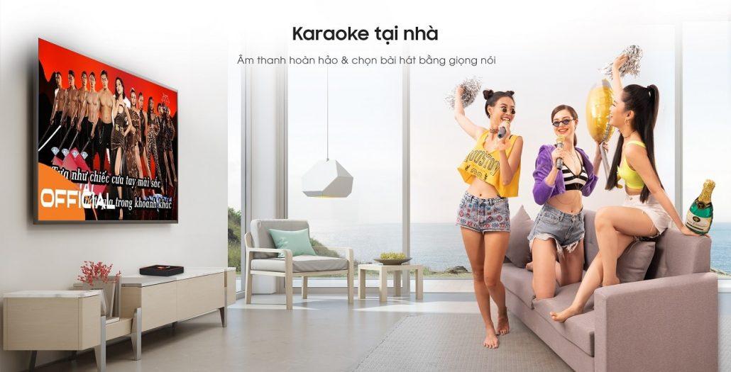 Dễ dàng trải nghiệm những bài Hit mới nhất tại nhà với tính năng Karaoke trên Box