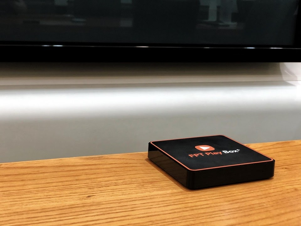 Kiểu dáng và thiết kế FPT Play Box 2020 sang trọng